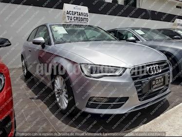 Foto venta Auto usado Audi A3 1.4L Ambiente Aut (2015) color Plata Hielo precio $294,000