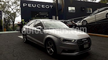 Foto venta Auto usado Audi A3 1.4L Ambiente Aut (2015) color Plata Hielo precio $239,900