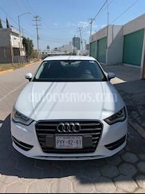 Foto venta Auto usado Audi A3 1.4L Ambiente Plus S-Tronic (2016) color Blanco Ibis precio $299,000