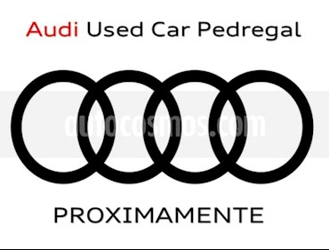 Foto venta Auto Seminuevo Audi A3 1.4L Ambiente (2016) color Plata Hielo precio $295,000