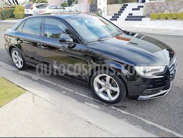 Foto venta Auto Seminuevo Audi A3 1.4L Ambiente (2016) color Negro precio $285,000