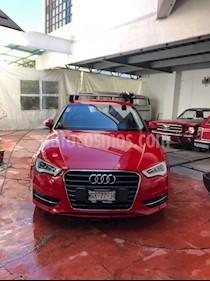 Audi A3 1.4L Ambiente usado (2014) color Rojo Shiraz precio $215,000