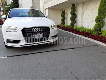 Audi A3 1.4L Attraction Aut usado (2016) color Blanco Glaciar precio $295,000