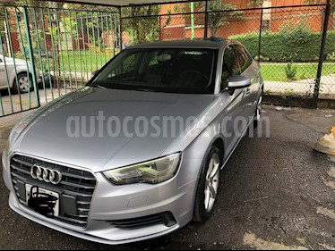 Audi A3 1.4L Attraction Aut usado (2015) color Gris precio $275,000