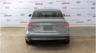 Foto venta Auto usado Audi A3 1.4L Dynamic Aut (2018) color Gris precio $405,000