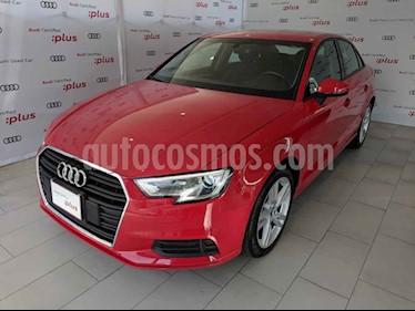 Foto venta Auto usado Audi A3 1.4L Dynamic Aut (2018) color Rojo precio $310,000