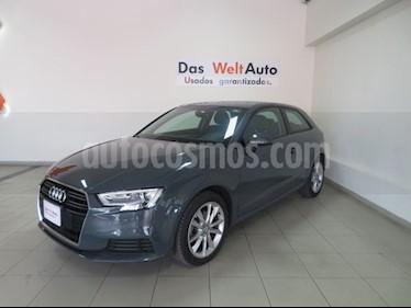 Foto venta Auto usado Audi A3 1.4L Dynamic (2018) color Gris precio $339,097