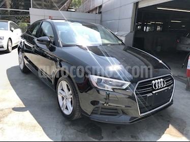 Foto venta Auto usado Audi A3 1.4L Dynamic (2017) color Negro Phantom precio $330,000