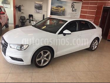 Audi A3 1.4L T FSI Ambiente S-Tronic usado (2016) color Blanco precio $279,000