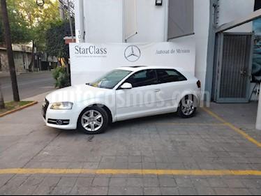 Foto venta Auto usado Audi A3 1.4L T FSI Ambiente S-Tronic (2011) color Blanco precio $156,900