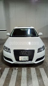 Audi A3 1.4L T FSI Ambiente S-Tronic usado (2010) color Blanco Ibis precio $155,000