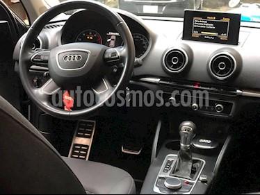 Foto venta Auto usado Audi A3 1.4L T FSI Sportback Ambiente S-Tronic (2015) color Gris precio $230,000