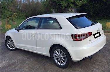 Audi A3 1.4L TFSI S-Tronic  Sport  usado (2014) color Blanco Glaciar precio $9.700.000