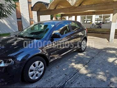 Foto venta Auto usado Audi A3 1.6 3P (2010) color Gris Oscuro precio $450.000