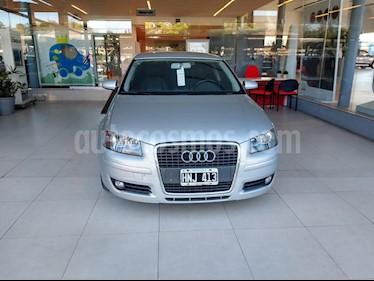 Foto venta Auto usado Audi A3 1.6 3P (2008) color Gris Plata  precio $350.000