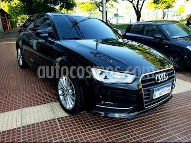 Foto venta Auto usado Audi A3 1.8 3P T FSI S-Tronic (2016) color Azul precio $1.150.000