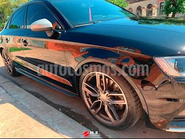 Foto venta Auto usado Audi A3 1.8 T FSI S-tronic 3P  (2017) color Azul Scuba precio $1.250.000