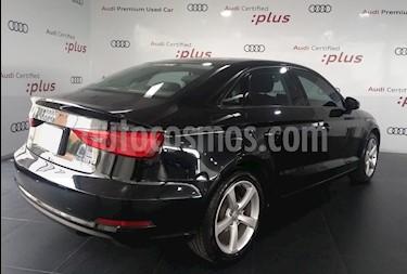 Foto Audi A3 1.8L Ambiente Aut usado (2016) color Negro precio $285,000