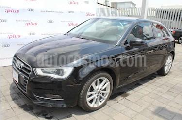 Foto venta Auto usado Audi A3 1.8L Ambiente Aut (2015) color Negro precio $250,000