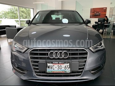 Foto venta Auto usado Audi A3 1.8L Ambiente Aut (2015) color Gris precio $235,000