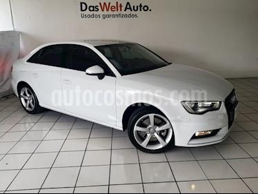 Foto venta Auto usado Audi A3 1.8L Ambiente Aut (2015) color Blanco precio $269,900
