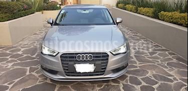 Audi A3 1.8L Ambiente Aut usado (2016) color Plata Hielo precio $286,000