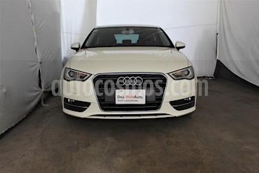 Foto venta Auto usado Audi A3 1.8L Ambiente Aut (2015) color Blanco precio $284,000