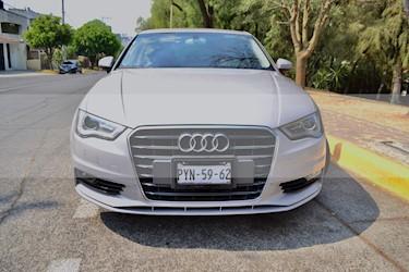 Audi A3 1.8L Ambiente Plus S-Tronic  usado (2015) color Plata Hielo precio $249,900