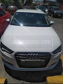 Audi A3 1.8L Ambiente Plus S-Tronic  usado (2016) color Blanco Ibis precio $305,000