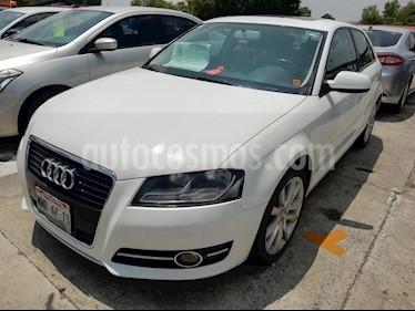 Foto venta Auto usado Audi A3 1.8L Ambiente Plus S-Tronic  (2012) color Blanco Ibis precio $159,800