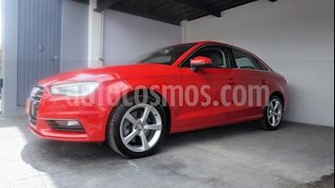 Foto venta Auto usado Audi A3 1.8L Ambiente Plus S-Tronic  (2015) color Rojo precio $265,000