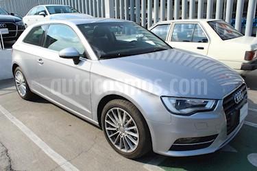 Foto venta Auto usado Audi A3 1.8L Ambiente (2016) color Plata precio $310,000