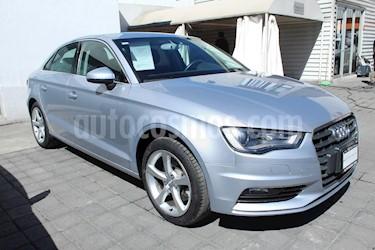 Foto venta Auto usado Audi A3 1.8L Ambiente (2015) color Plata precio $255,000