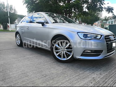 Foto Audi A3 1.8L Attraction Aut usado (2016) color Plata precio $295,000