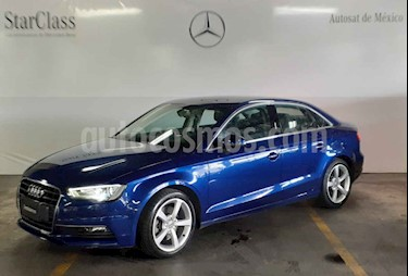 Audi A3 1.8L Attraction Aut usado (2014) color Azul precio $259,000