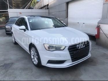 Foto venta Auto usado Audi A3 1.8L Attraction Plus Aut (2015) color Blanco Glaciar precio $280,000