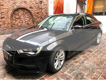 Audi A3 1.8L Attraction Plus Aut usado (2014) color Negro Phantom precio $260,000