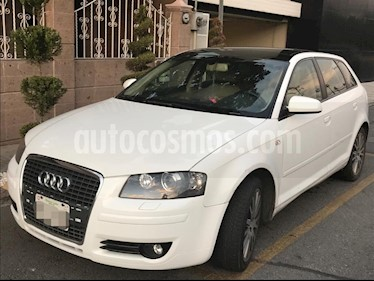 Foto Audi A3 1.8L Attraction Plus Aut usado (2008) color Blanco precio $115,000