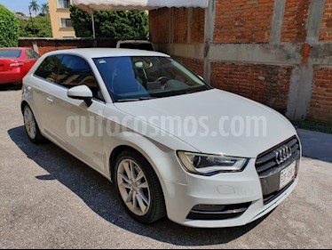Audi A3 1.8L Attraction usado (2013) color Blanco Glaciar precio $230,000