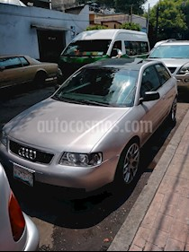 foto Audi A3 1.8L Attraction usado (2003) color Gris precio $55,000