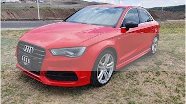Foto venta Auto usado Audi A3 1.8L S Line Aut (2016) color Rojo Bari precio $359,000