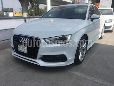 foto Audi A3 1.8L S Line Aut usado (2016) color Blanco Glaciar precio $335,000
