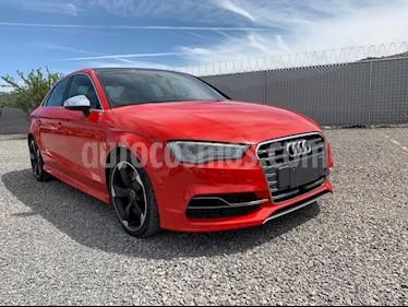 Foto venta Auto usado Audi A3 1.8L S-Line (2016) color Rojo Misano precio $490,000