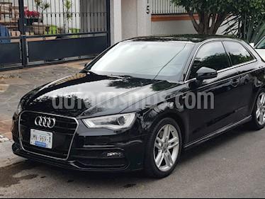 Foto venta Auto usado Audi A3 1.8L S-Line (2013) color Negro precio $260,000