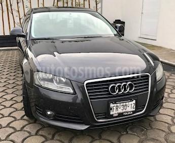 Foto venta Auto Seminuevo Audi A3 1.8L Sportback Ambiente Plus S-Tronic  (2010) color Gris Lava precio $125,000