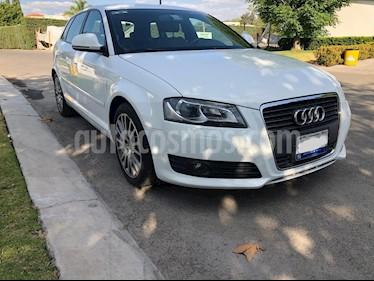 Audi A3 1.8L T 100 anos usado (2010) color Blanco precio $159,000