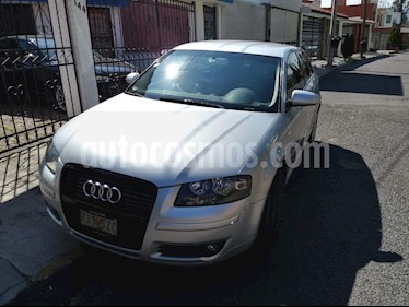 Foto venta Auto usado Audi A3 1.8L T FSI Ambiente (2007) color Plata precio $110,000