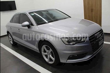 Foto Audi A3 1.8L T FSI Attraction S-tronic usado (2016) color Plata precio $335,000
