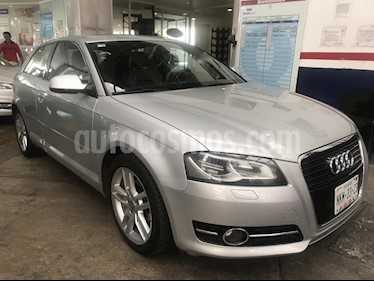 Foto Audi A3 1.8L T FSI Attraction S-tronic usado (2012) color Plata precio $169,000