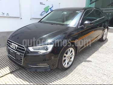 Foto venta Auto usado Audi A3 1.8L T FSI Attraction (2016) color Negro Phantom precio $310,000